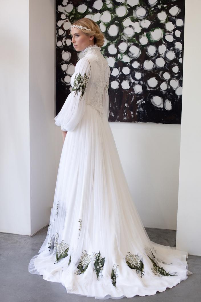 Свадебное платье от татьяны парфеновой